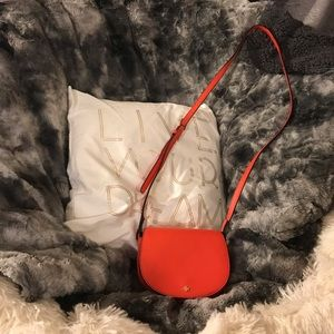 Tory Burch Crossbody Bag/Red/Great For Summer